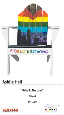 Ashlie Hall
