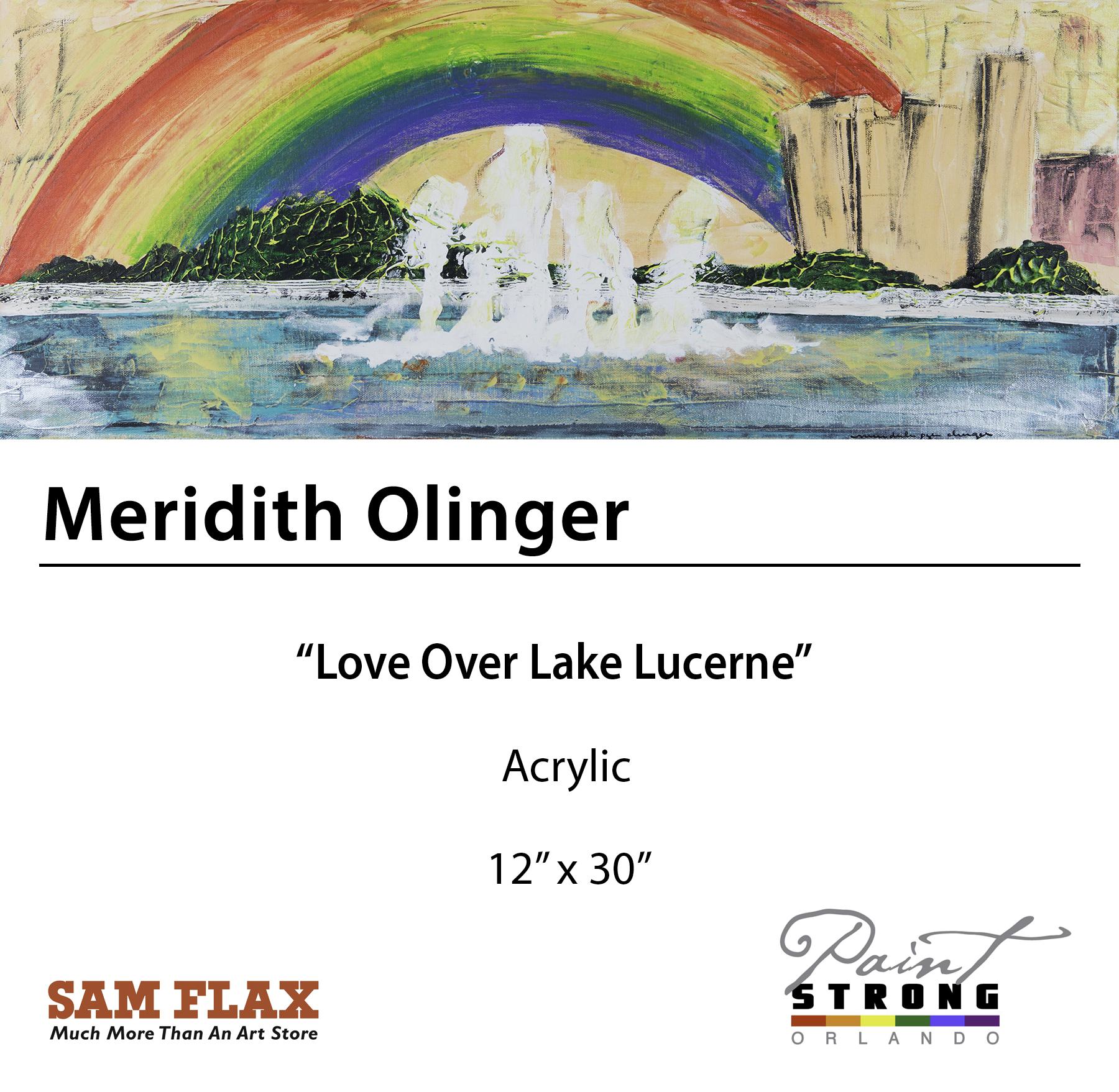 Meridith Olinger