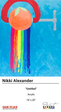 Nikki Alexander