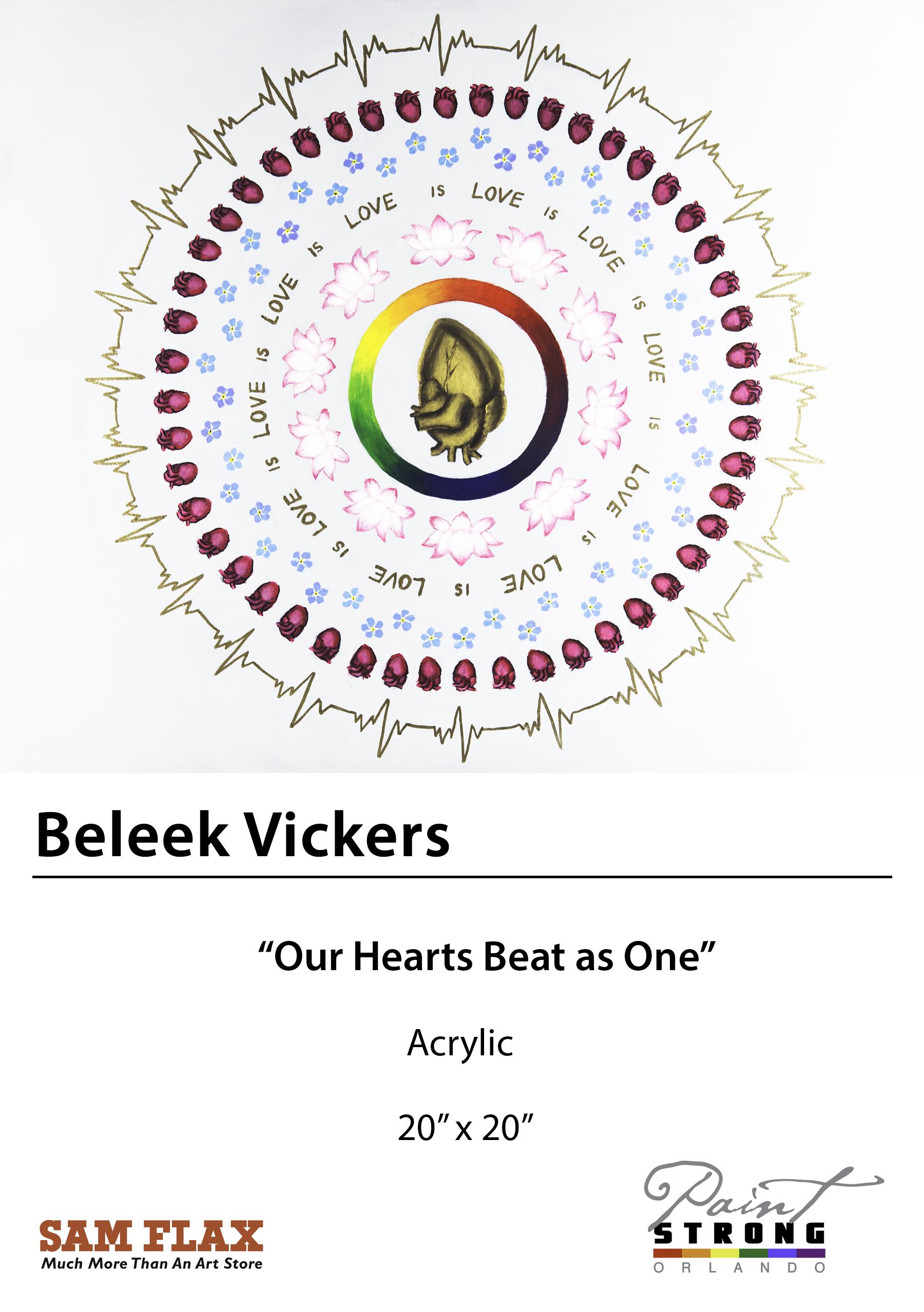 Beleek Vickers