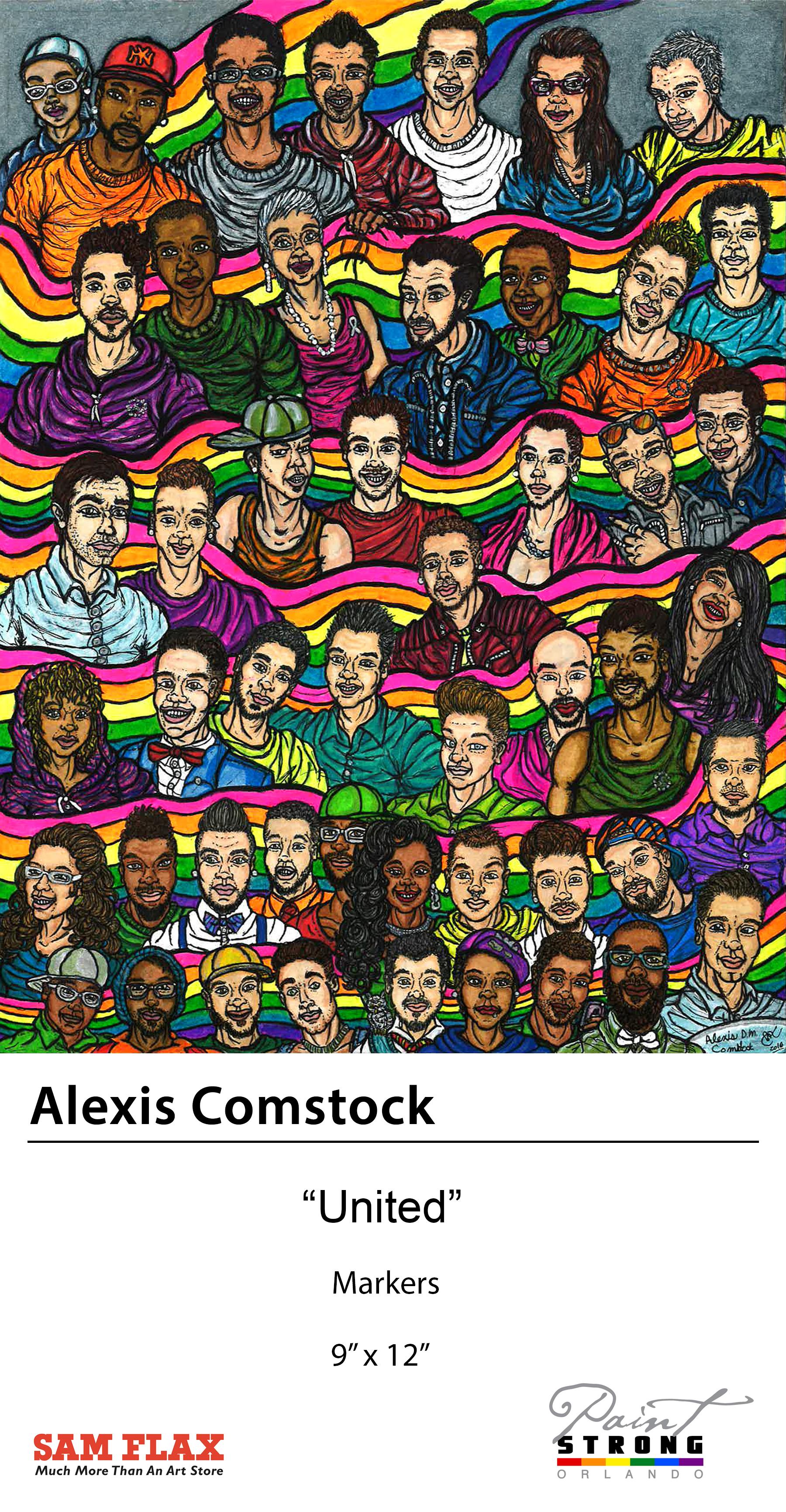 Alexis Comstock