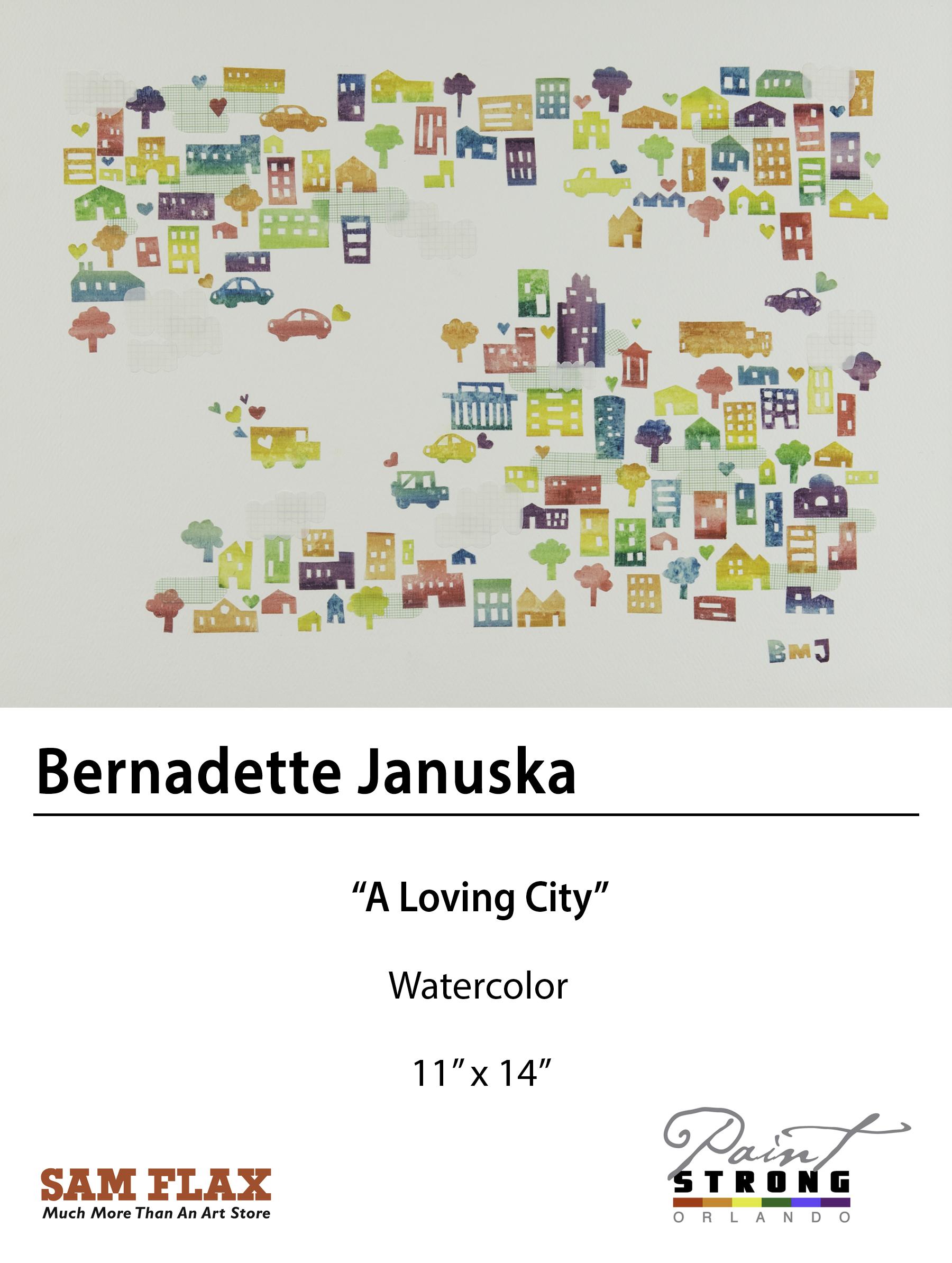 Bernadette Januska