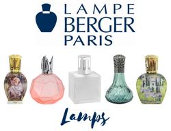 LampeBergerWebsiteLamps
