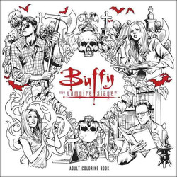 Buffy Coloring Sam Flax Orlando