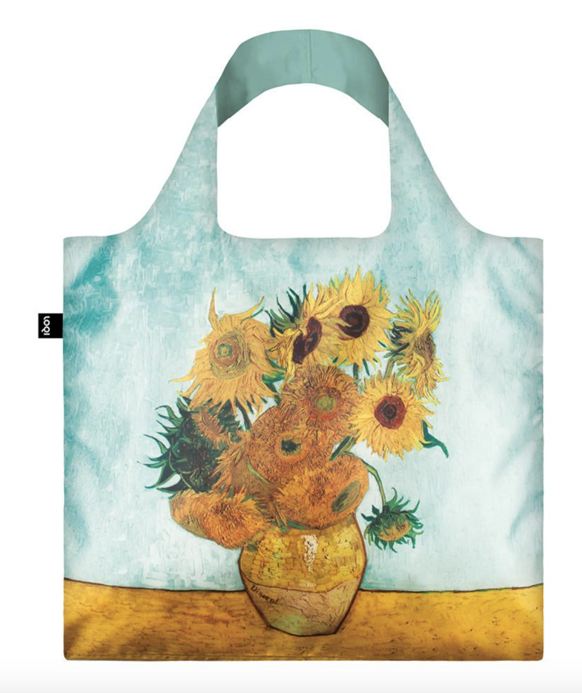 Sam Flax Orlando LOQI Sunflower Bag