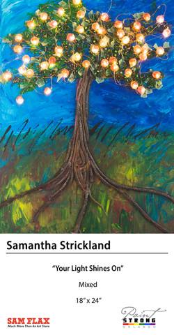 Samantha Strickland