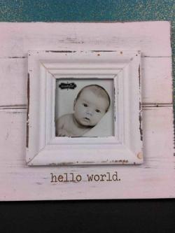 Sam Flax Atlanta Baby Frame