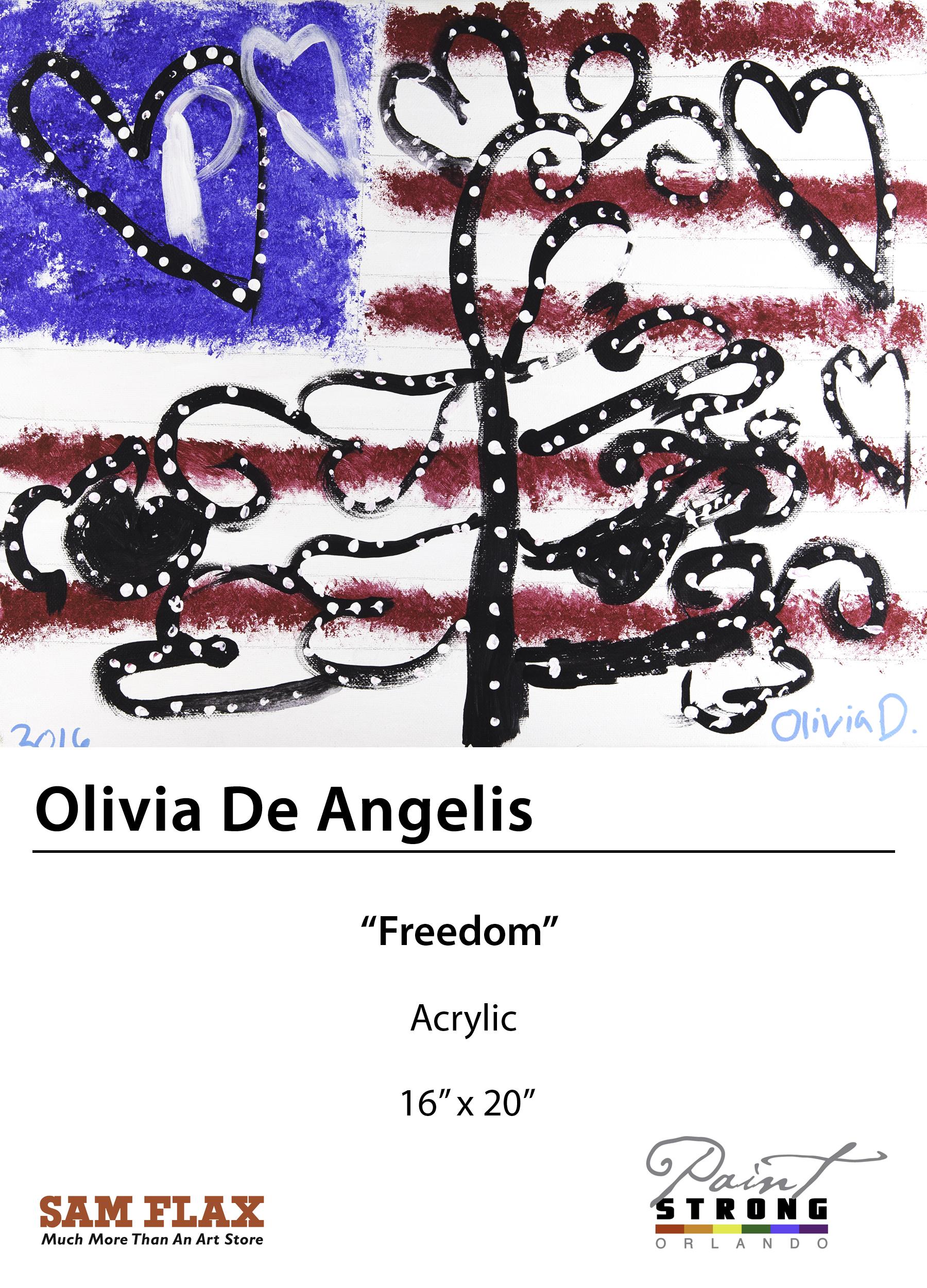Olivia De Angelis