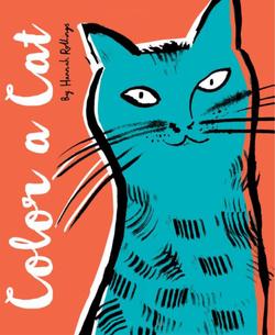 Sam Flax Orlando Color a Cat