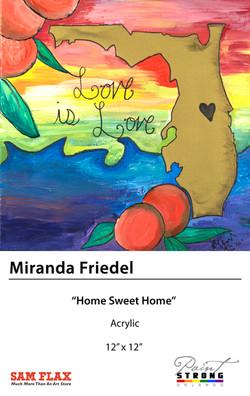 Miranda Friedel