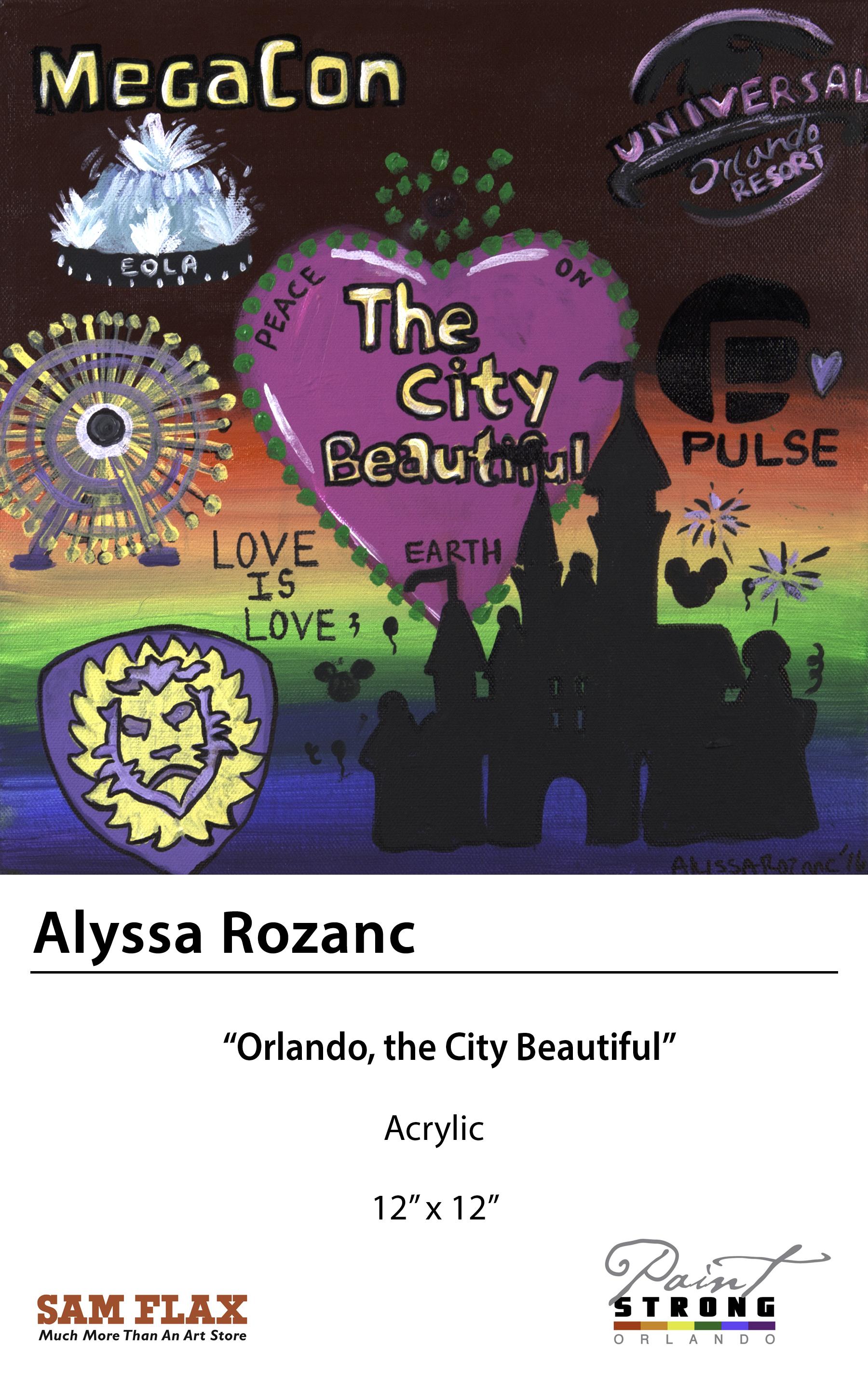 Alyssa Rozanc