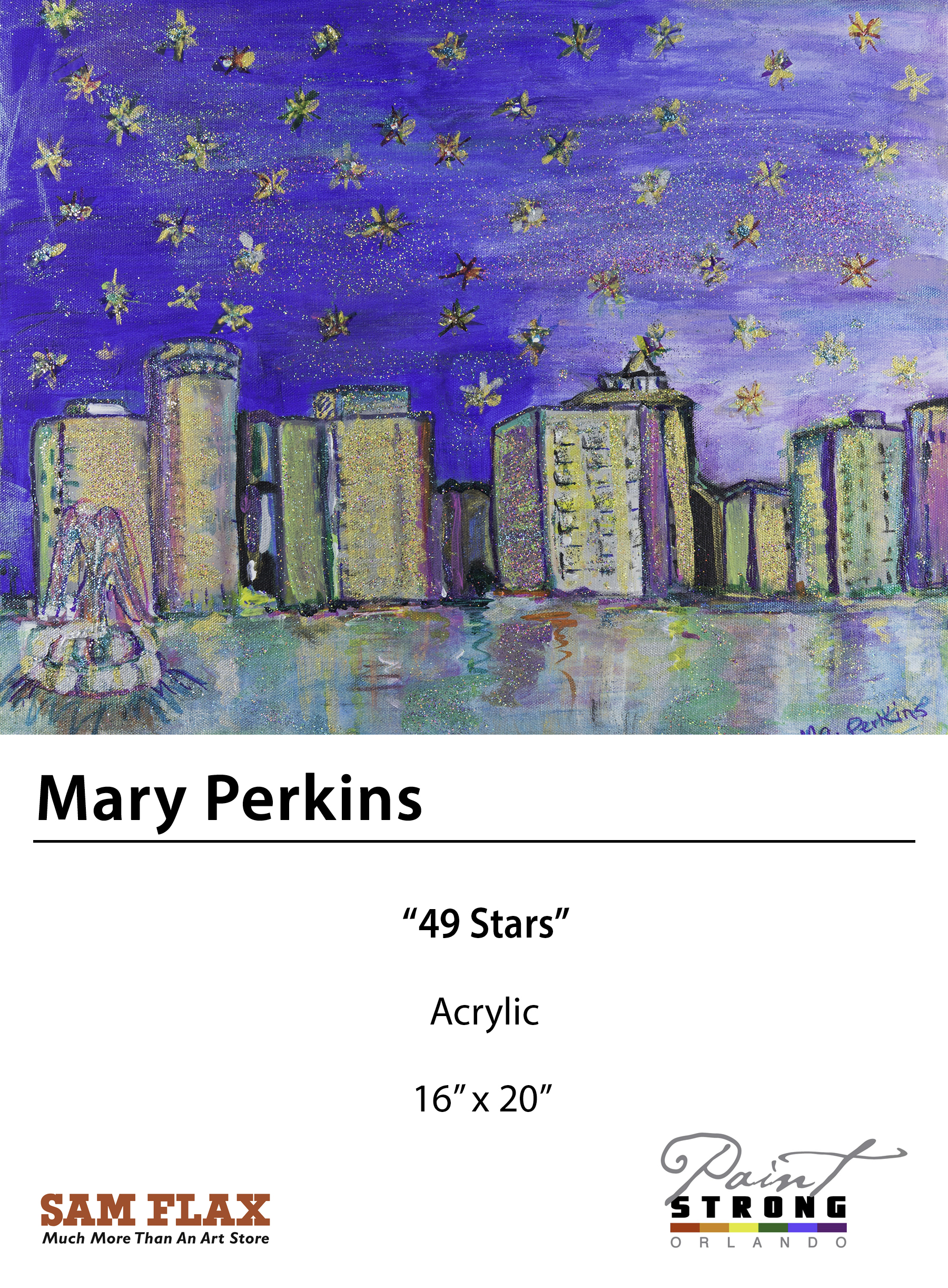Mary Perkins