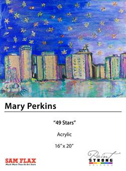 Mary Perkins
