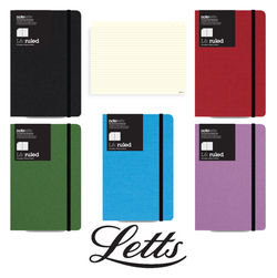Letts L6 Ruled Journal