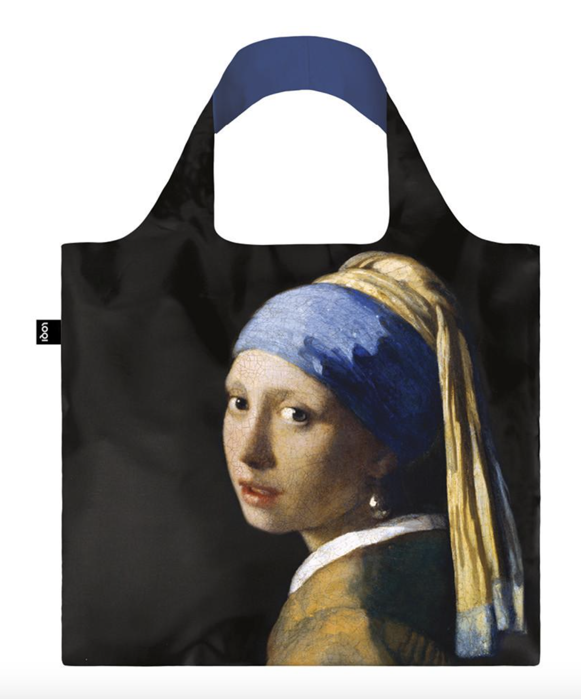 LOQI Vermeer Girl with the Pearl Bag