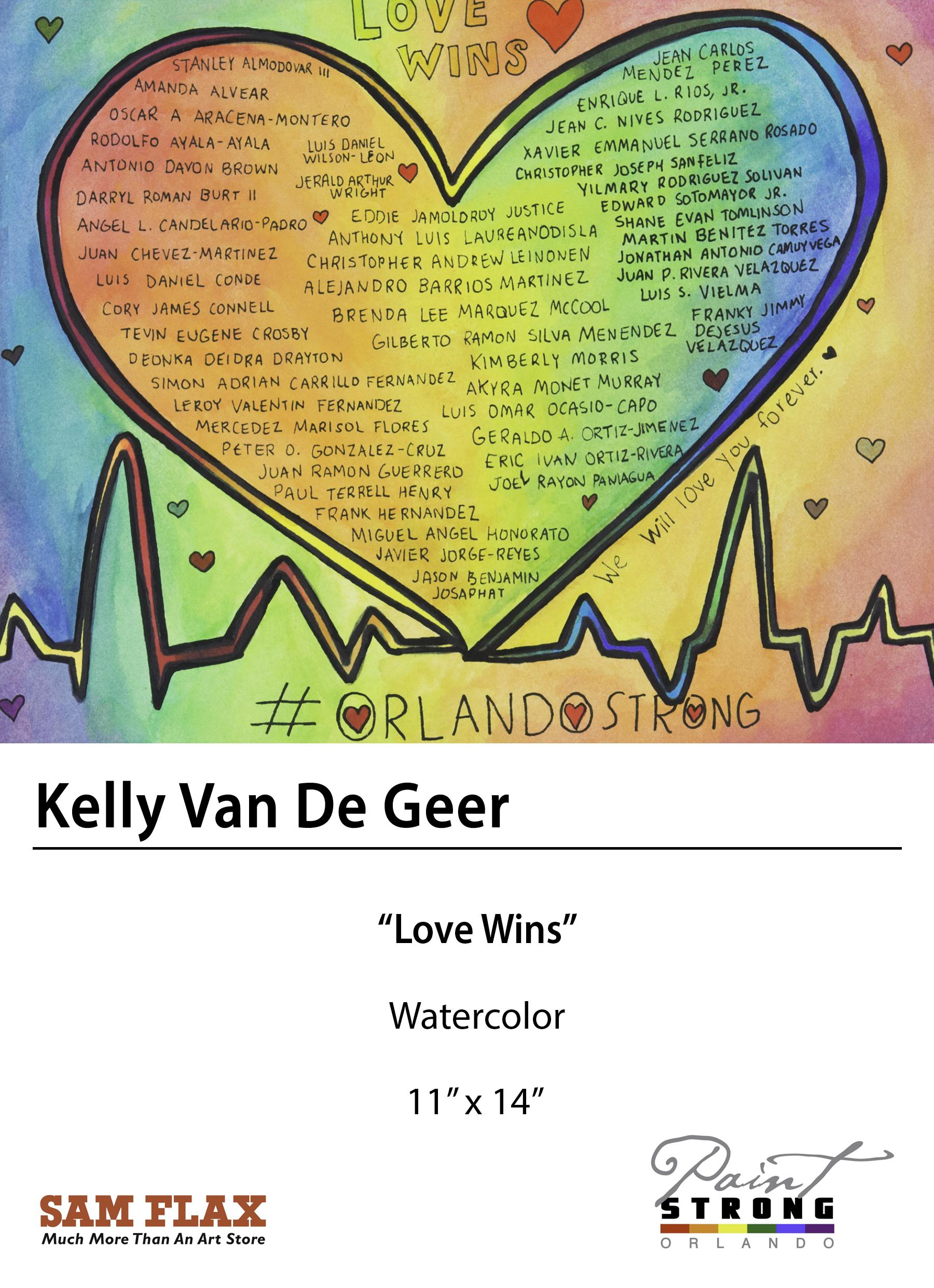 Kelly Van De Geer