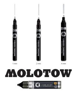 Sam Flax Molotow Chrome Markers
