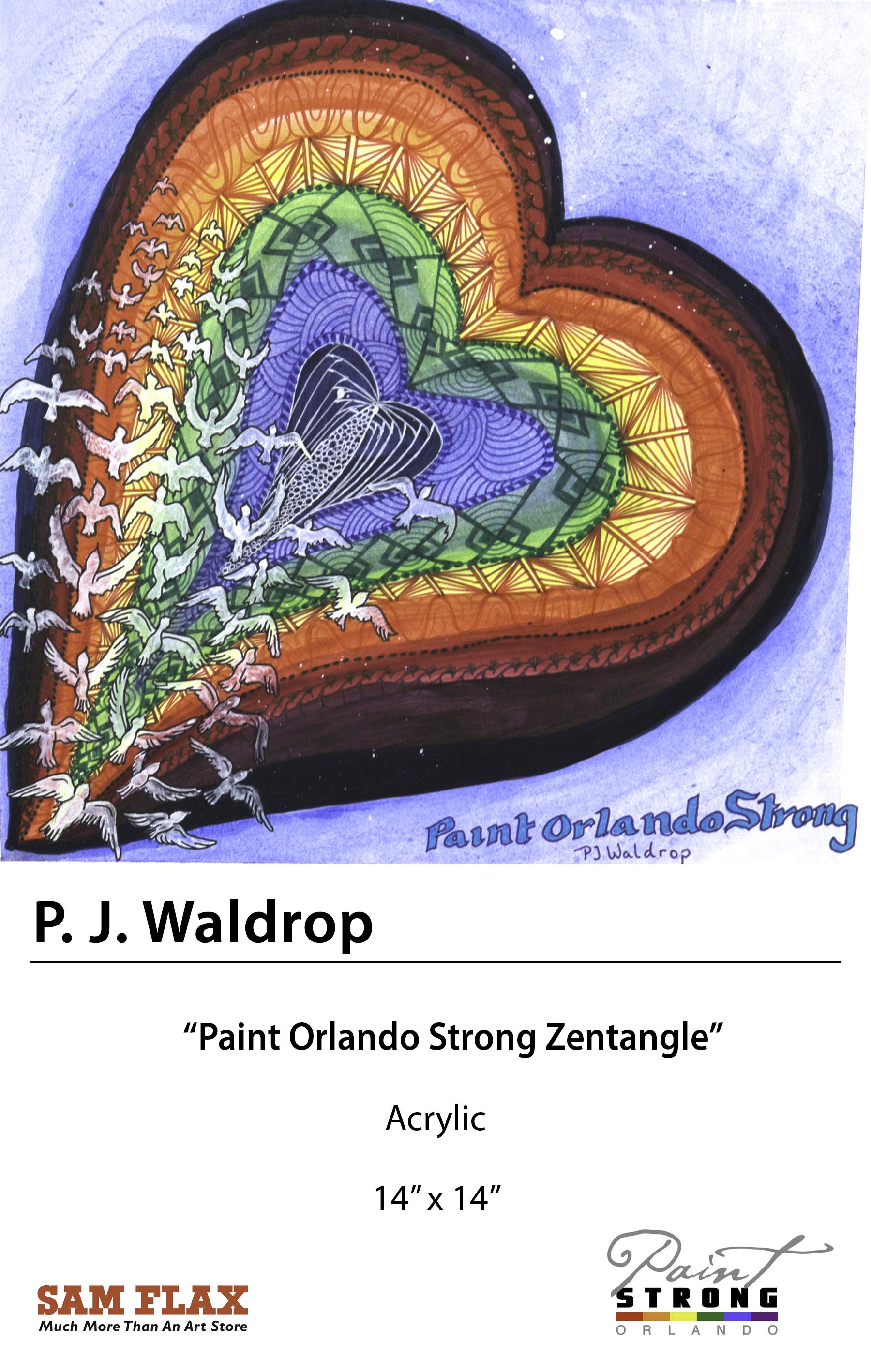 PJ Waldrop