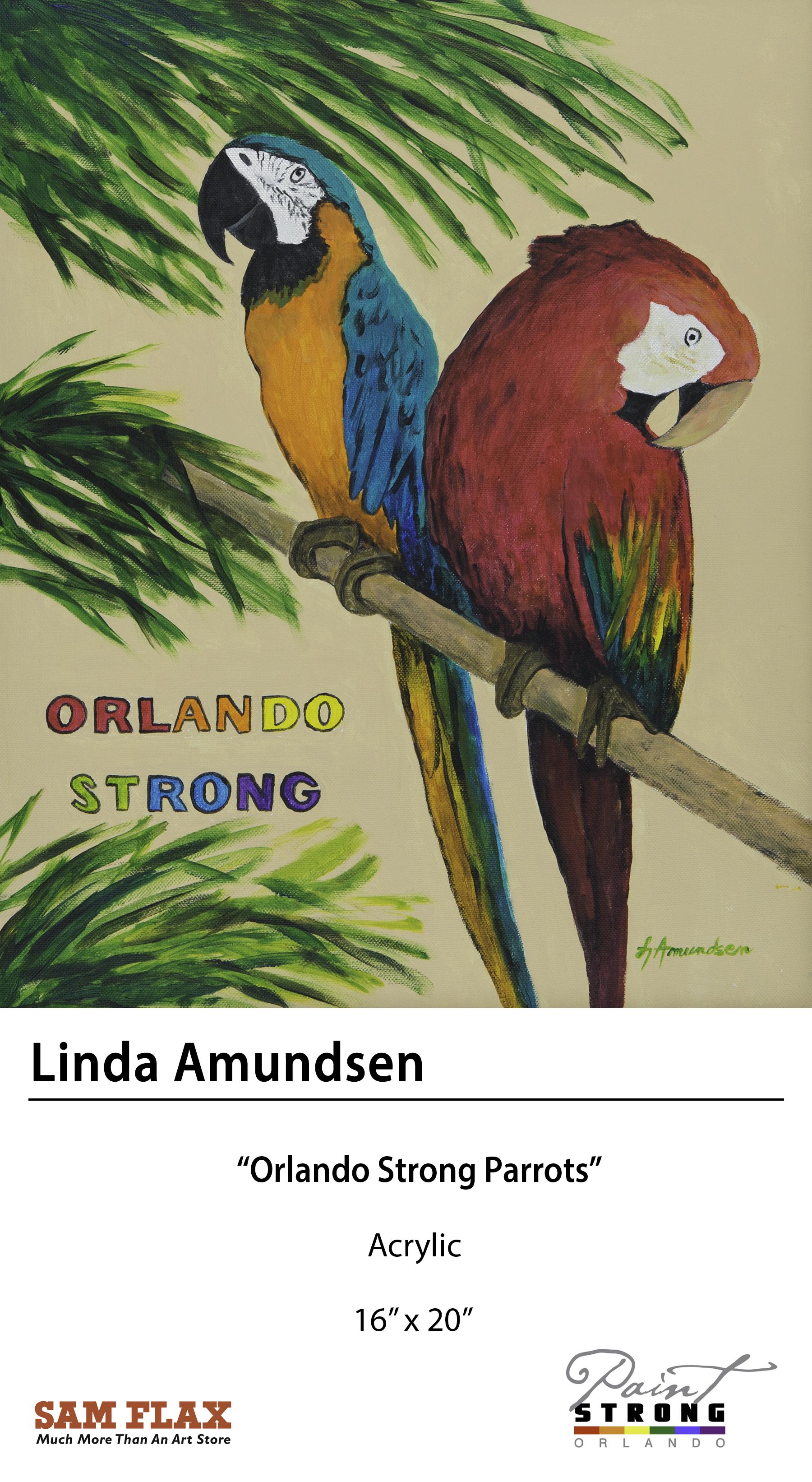 Linda Amundsen