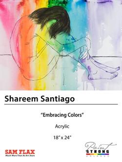 Shareem Santiago