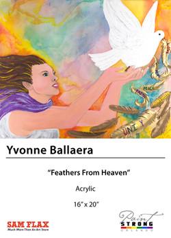 Yvonne Ballaera