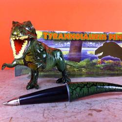 Sam Flax Orlando Dinosaur Tail Pen