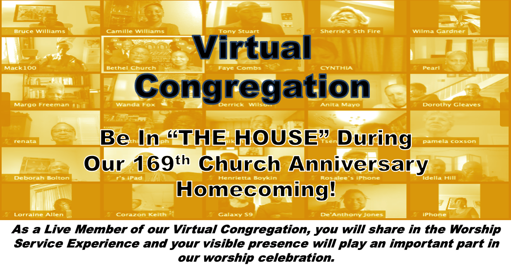Bethel Virtual Congregation