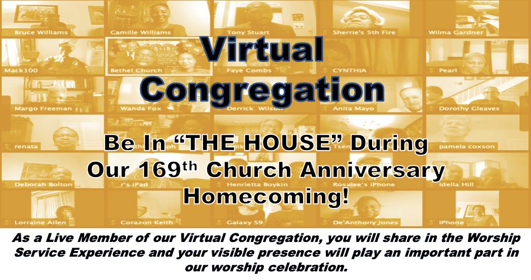 Bethel Virtual Congregation