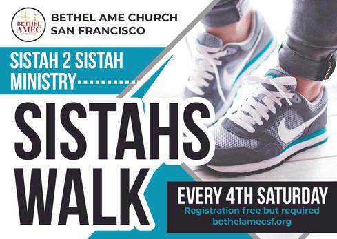 Sistahs Walk