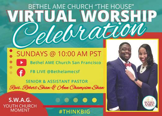 Bethel Virtual Worship 2021