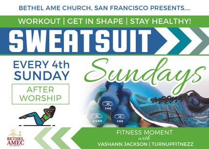 Sweatsuit Sunday