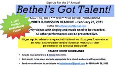 Bethel Got Talent