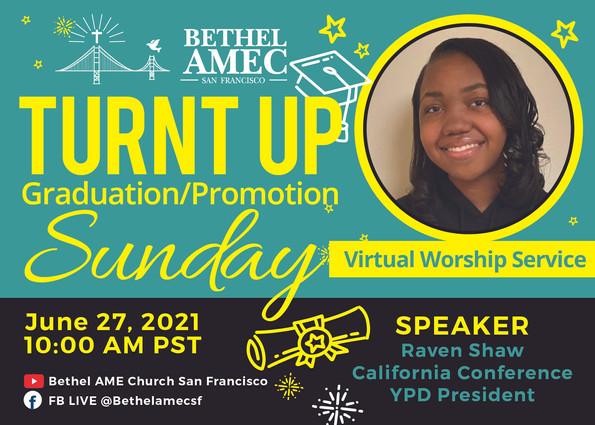 Turnt Up Sunday 2021