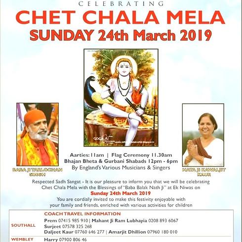 Chet Chala Mela