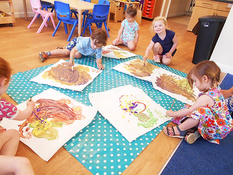 ofsted approved nursery shropshire
