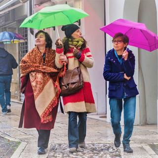 Umbrellas of San Vito