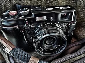 I'm in love - with the original Fujifilm X100.