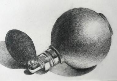 Mine de plomb