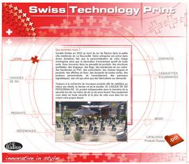 Swiss Tech Print