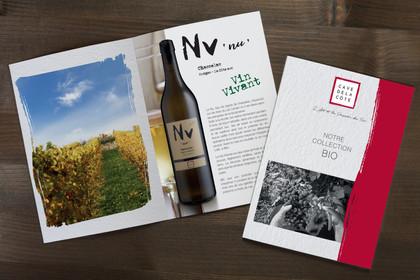Catalogue Vin Bio