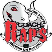 Coach de hockey pour enfant
