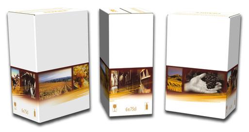 Carton Collection Vins