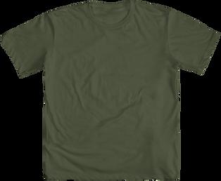 T-Shirt OD Green.png