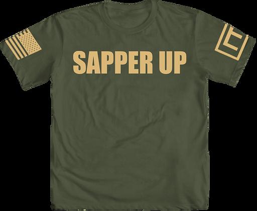 Sapper Up (TAN PRINT)