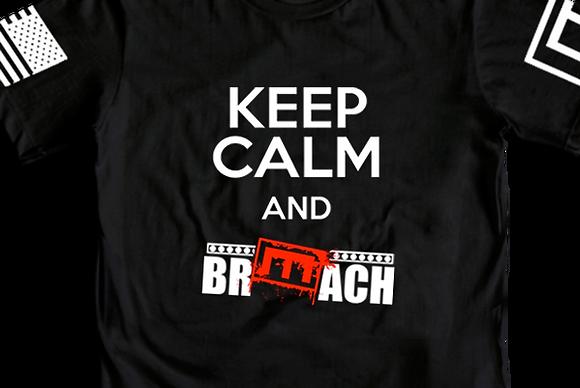 Keep Calm and BREACH