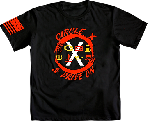 Circle X & Drive On