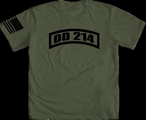 DD214 TAB