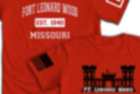 Fort Leonard Wood T-Shirts