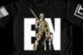 Combat Engineer Man T-Shirt