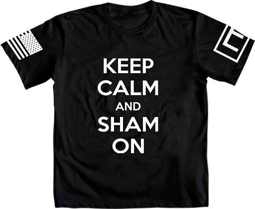 Keep Calm and Sham On (Small)